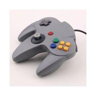 Long Game Handle Controller For Nintendo 64 Grey - ZZ685092