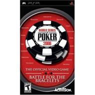 World Series Of Poker 2008: Battle For The Bracelets Sony For PSP UMD - EE685095