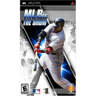 MLB 06 The Show Sony For PSP UMD Baseball With Manual And Case - EE685112