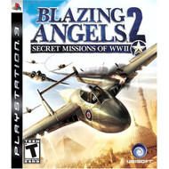 Blazing Angels 2: Secret Missions Of WWII For PlayStation 3 PS3 - EE685121
