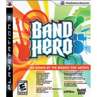 Band Hero Featuring Taylor Swift Stand Alone Software For PlayStation  - EE685123