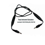 Texas Instrument Data Link Cable Scientific Graphing Calculator Ti 83 - ZZ685149