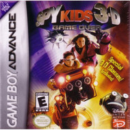 Spy Kids 3-D: Game Over For GBA Gameboy Advance - EE685150