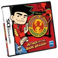 American Dragon Jake Long: Attack Of The Dark Dragon For Nintendo DS - EE685160