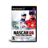 NASCAR: Total Team Control 2006 For PlayStation 2 PS2 Flight - EE685165