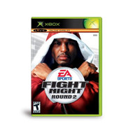 Fight Night Round 2 Xbox For Xbox Original With Manual and Case - EE685285