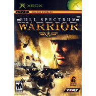 Full Spectrum Warrior Xbox For Xbox Original With Manual and Case - EE685283