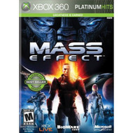 Mass Effect For Xbox 360 Shooter - EE685314