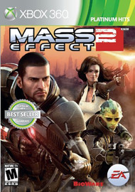 Mass Effect 2 Platinum Hits For Xbox 360 RPG - EE685335