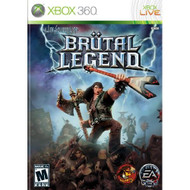 Brutal Legend For Xbox 360 RPG - EE685369