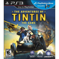 Adventures Of Tintin PlayStation 3 For GameCube With Manual and Case - EE685419