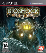 Bioshock 2 For PlayStation 3 PS3 - EE685417