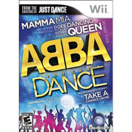 ABBA You Can Dance For Wii Music With Manual and Case - EE685456