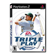 Triple Play Baseball For PlayStation 2 PS2 With Manual And Case - EE685502