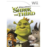 Shrek The Third For Wii - EE685523