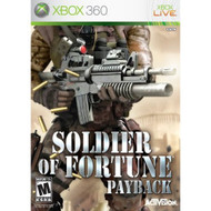 Soldier Of Fortune: Payback For Xbox 360 Strategy - EE685533