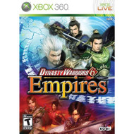 Dynasty Warriors 6: Empires For Xbox 360 - EE685540