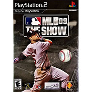 MLB 09 The Show For PlayStation 2 PS2 Baseball With Manual and Case - EE685549