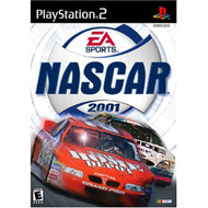 NASCAR 2001 For PlayStation 2 PS2 With Manual and Case - EE685571