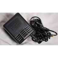 Game Gear AC Adaptor For Sega Genesis Vintage Black MK-2103 - EE685597