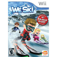 We Ski For Wii With Manual And Case - EE685607