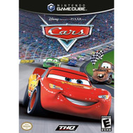 Cars For GameCube Disney Racing With Manual And Case - EE685632