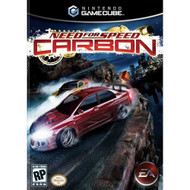 Need For Speed Carbon For GameCube Racing With Manual and Case - EE685634