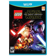 Lego Star Wars: The Force Awakens Standard Edition For Wii U With - EE685694