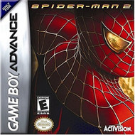 Spider-Man 2 For GBA Gameboy Advance - EE685748