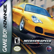 Need For Speed: Porsche Unleashed For GBA Gameboy Advance Racing - EE685777