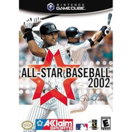 All-Star Baseball 2002 For GameCube With Manual And Case - EE685796
