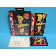 Beavis And Butt-Head For Sega Genesis Vintage - EE685850