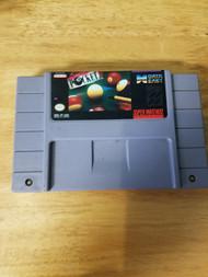 Side Pocket Nintendo Super NES For Super Nintendo SNES - EE685853