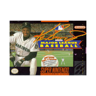 Ken Griffey Jr Presents Major League Baseball For Super Nintendo SNES - EE685856
