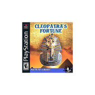 Cleopatra's Fortune For PlayStation 1 PS1 With Manual and Case - EE685893