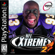 NFL Xtreme 2 For PlayStation 1 PS1 Football With Manual and Case - EE685915