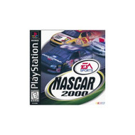 NASCAR 2000 For PlayStation 1 PS1 With Manual And Case - EE685918