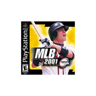 MLB 2001 PlayStation For PlayStation 1 PS1 Baseball With Manual And - EE685916