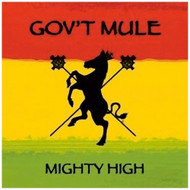 Mighthy High By Gov't Mule On Audio CD Album 2008 - EE685963