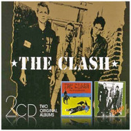 Clash/give 'Em Enough Ro By Clash On Audio CD Album 2010 - EE685962