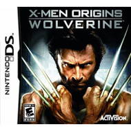 X-Men Origins: Wolverine For Nintendo DS DSi 3DS 2DS With Manual and - EE685996