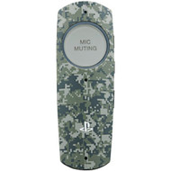 PS3 Bluetooth Headset Urban Camo For PlayStation 3 Microphone Mic - EE686096