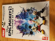 Disney Epic Mickey 2 Power Two Guide - EE686123