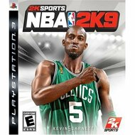 NBA 2K9 For PlayStation 3 PS3 Basketball - EE686144