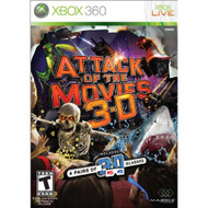 Attack Of The Movies 3-D For Xbox 360 - EE686191