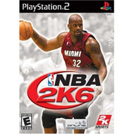 NBA 2K6 For PlayStation 2 PS2 Basketball With Manual and Case - EE686248
