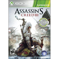 Assassin's Creed III For Xbox 360 - EE686273