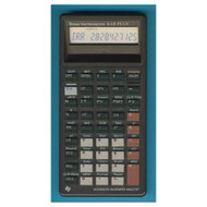 Texas Instruments Baii Plus Advanced Business Analyst Financial - EE686289