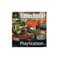 Timeshock Pro-Pinball For PlayStation 1 PS1 With Manual and Case - EE686338