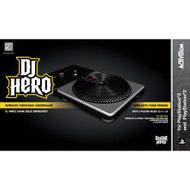 DJ Hero Stand-Alone Turntable PlayStation 2/PLAYSTATION 3 For - EE686377